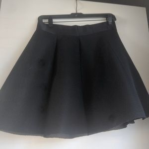 Used mini skirt size M